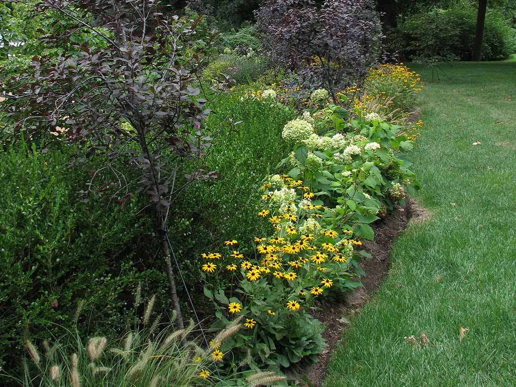 West County Driveway Border